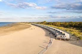 campings aan zee Nederland